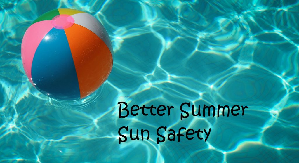 What's in your sunscreen and swimming pool?